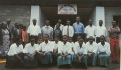 Isange Secondary School